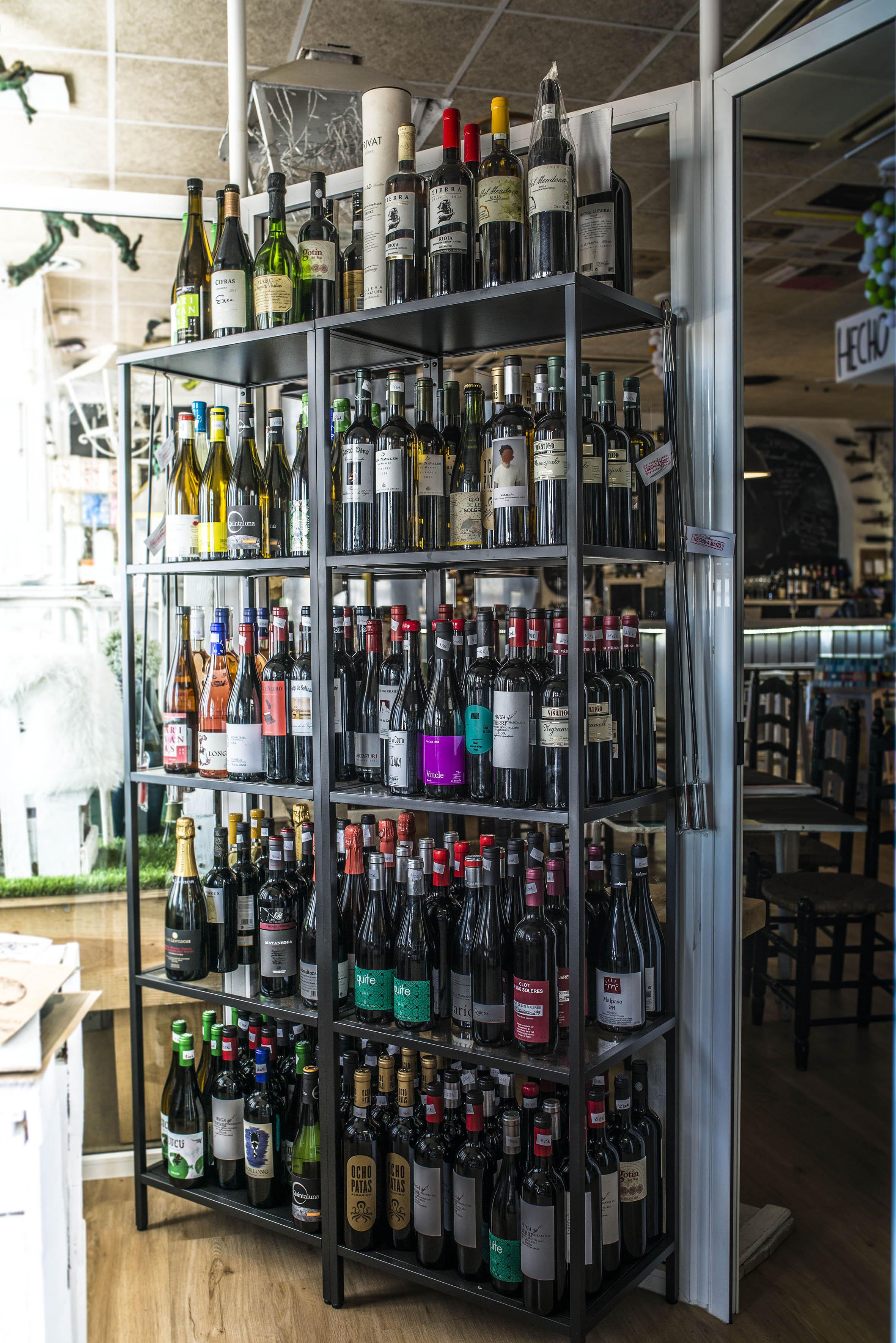 Más de 45 vinos de toda España